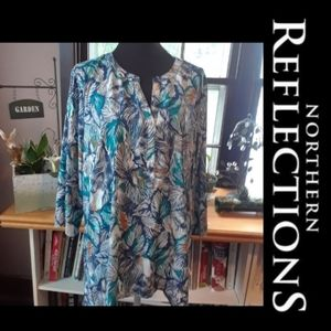 Size XXL Northern Reflections blouse
